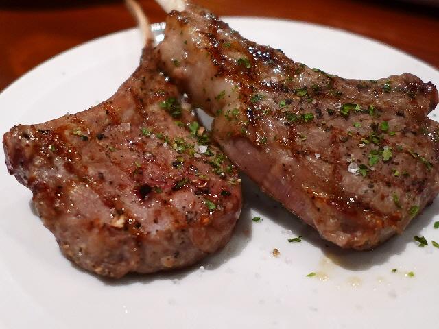 Mのディナー  ハーフサイズ登場でさらにお手軽になった本格スペイン料理バル  福島区  「トレド」