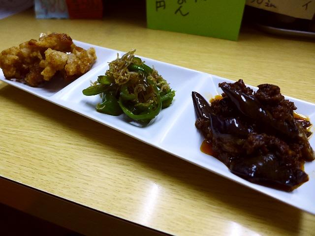 Mのディナー  楽しくて美味しくて安~い立ち飲み屋さん!  天神橋5  「こまちゃん」