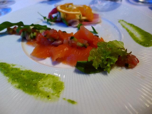Mのディナー  東京の名イタリアンと北海道の名牧場のとんでもなくお値打ちなコラボ!  東京  「マリオ・イ・センティエリ」