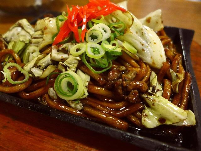 Mのディナー  麺類も旨すぎる大人気居酒屋!  中央区博労町  「宮崎郷土料理 どぎゃん」