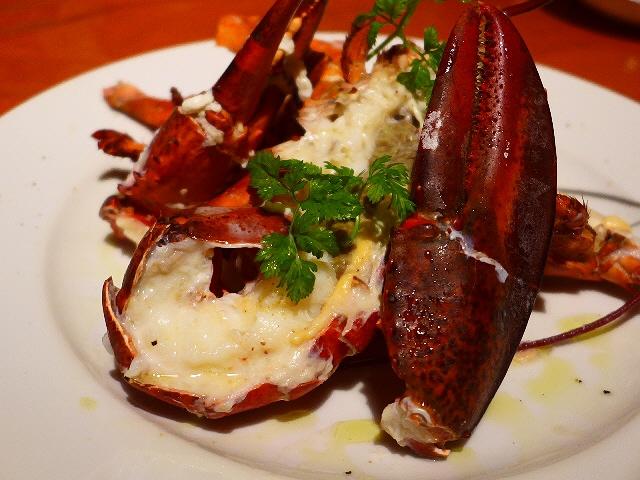Mのディナー  絶品オマール海老と海鮮洋食がリーズナブルにいただけます!  「魚屋UOMO & Bar SHRIMP」