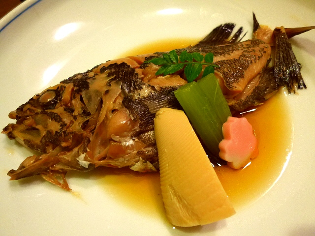 Mのディナー  若狭・小浜の日本海の海の幸が堪能できます!  福井県小浜市  「寿司処 福芳」