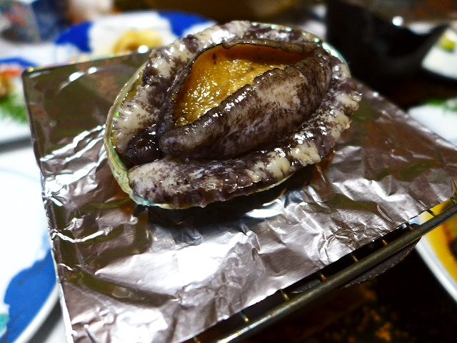Mのディナー  福井の海の幸が堪能できる抜群の立地の旅館  福井県  「松月花 松風」