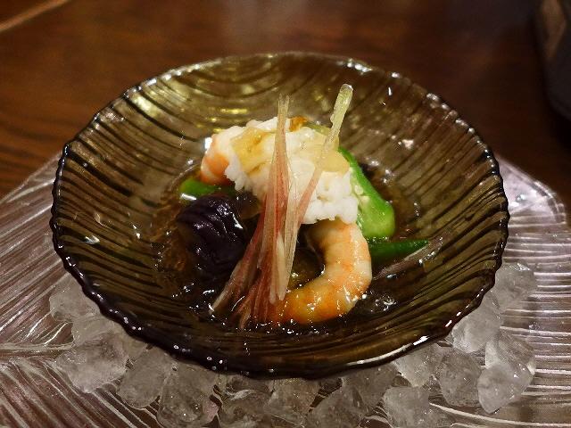 Mのディナー  讃州の絶品ハモ料理に感動です!  北区豊崎  「情熱うどん 讃州」