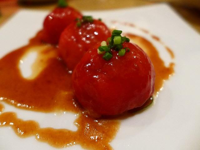 Mのディナー  こだわり旬野菜の満足度が高すぎる宴会コース!  西天満  「かわず」