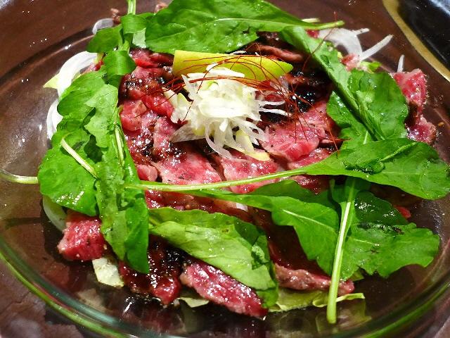 Mのディナー  お肉とイタリアンがテーマの超豪華肉を食べまくりました! 兵庫県  「ポッサムチプ」
