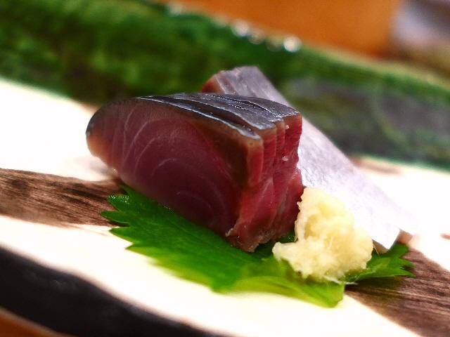 Mのディナー  お酒も肴もお寿司も超絶品!通い続けたくなる名店!  福島区  「敏」