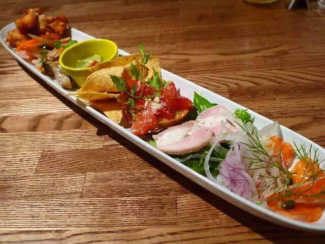Mのディナー  メキシコ料理と名物ロティサリーチキンがお手軽にいただけます!  西区新町  「ラ・コッコ」