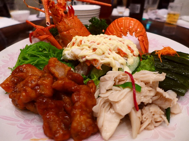 Mのディナー  第27回関西望麺会2013冬の陣に参加させていただきました!  心斎橋  「大成閣」