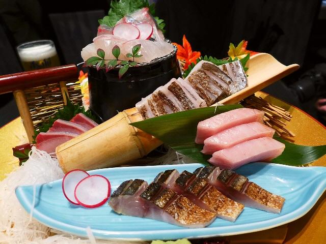 Mのディナー  鮮度抜群のお値打ちの魚介類がとてもリーズナブルにいただける大人気店!  尼崎市塚口  「ふく万」