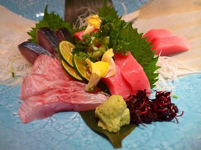 Mのディナー 満足感が高すぎる飲み放題付コース!   北新地   「浪花ろばた itadakitai(頂鯛)」
