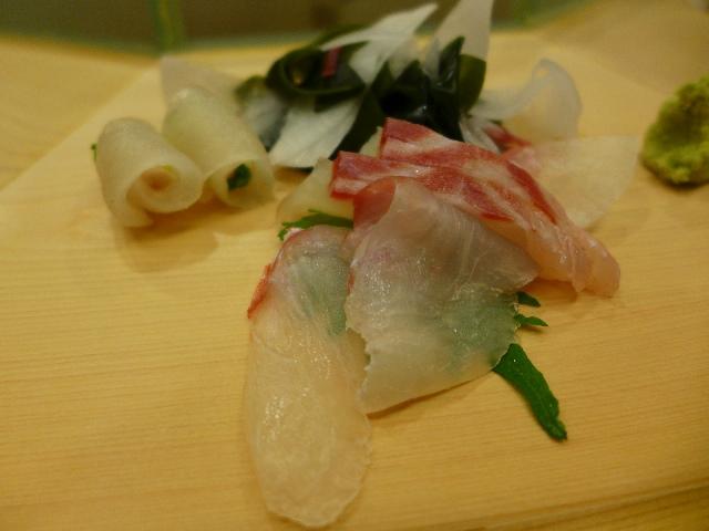Mのディナー  大阪の最高峰の老舗で心から感動させていただきました!  北新地  「鮨処 平野」