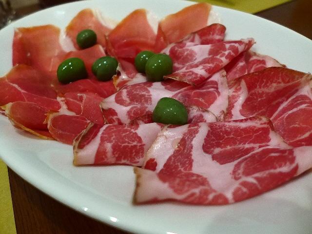 Mのディナー  居心地抜群の空間でお手軽に本格イタリアンがいただけます!  東大阪市  「osteria calma(オステリア カルマ)」