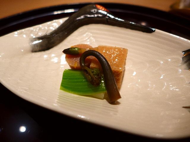 Mのディナー  食材、味、器、演出・・・全てにおいてこだわりだらけで心から感動させていただけます!  神戸市中央区  「料理屋 植むら」