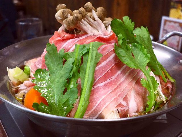 Mのディナー  美味しいうどんが食べ放題の満足感が高すぎるお鍋コース!  堺市  「手打ち草部うどん のらや 鳳本店」