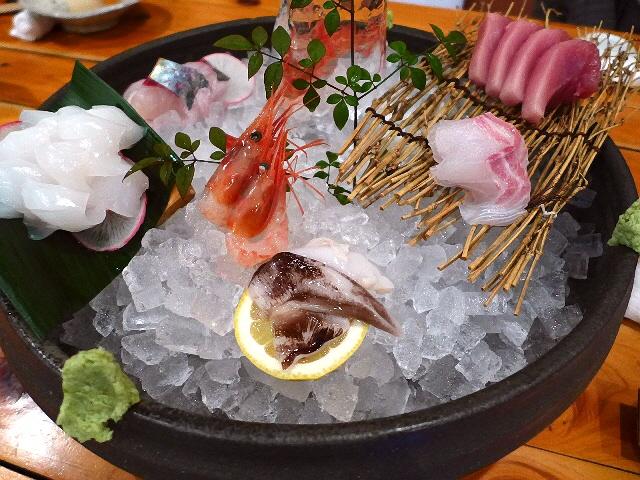 Mのディナー  鮮度抜群の魚介類とお値打ち素材の炭火焼きで地元で絶大に支持されています!  泉大津市  「魚庵 いっこん」