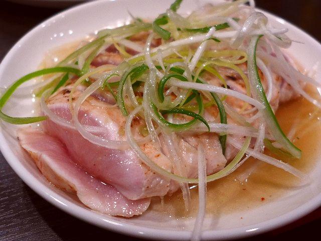 Mのディナー  大人気ラーメン屋さんで絶品中華料理!  なんば  「麺屋彩々 なんば店」