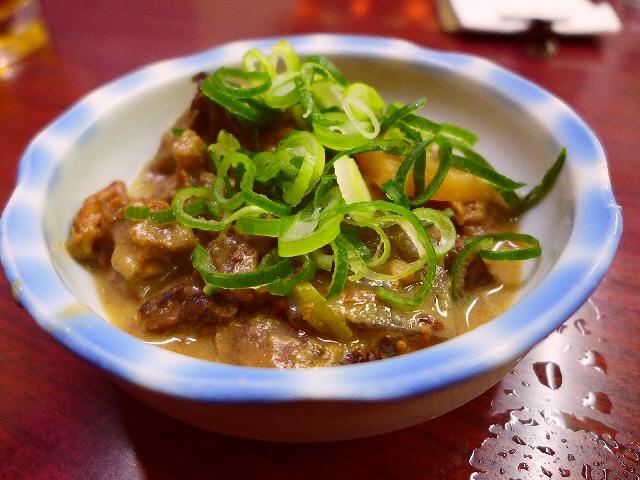 Mのディナー  お洒落な街並みの中の大衆酒場  京都河原町  「たつみ」