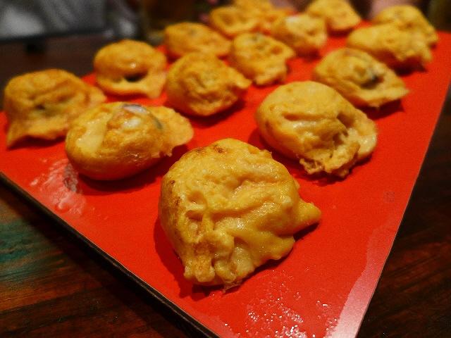 Mのディナー  超本格明石焼きが食べられる居酒屋に生まれ変わりました!  桃谷  「桃谷わっしょい」