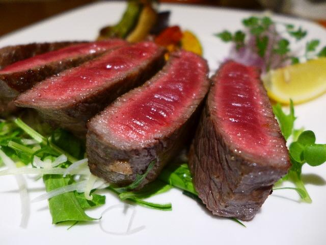 Mのディナー  絶品ハンバーグだけでなくハイレベルな鉄板料理が充実!  京都市  「HAMBURG LABO」