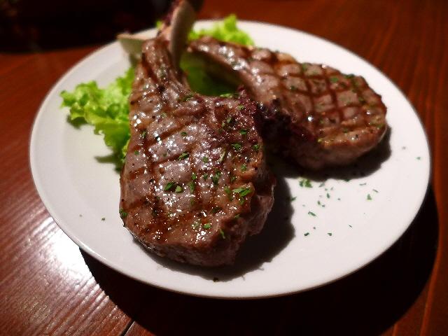 Mのディナー  美味しい料理をいただきながら優雅にナイター観戦が楽しめる隠れ家バル!  福島区  「トレド」