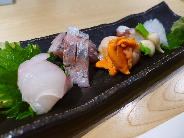 Mのディナー  絶品の酒のアテとこだわりの地酒が楽しめるお蕎麦屋さん  京都市中京区  「紫雲仙」
