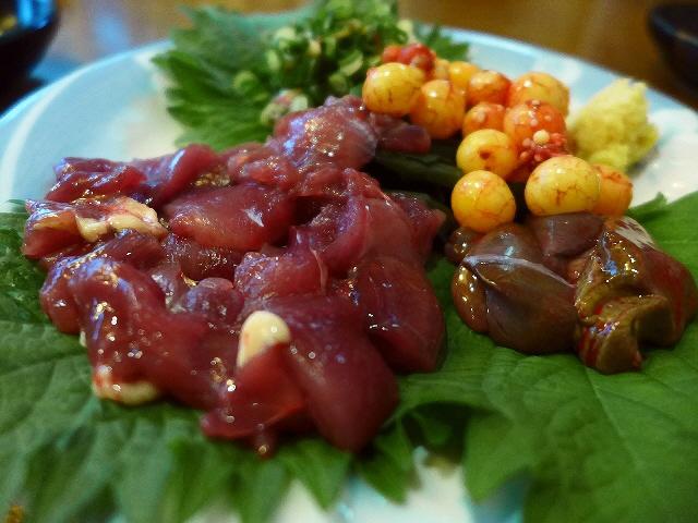 Mのディナー すっぽん、馬肉、地鶏が驚くほどリーズナブルにいただけます!  西成区  「がんばり屋」