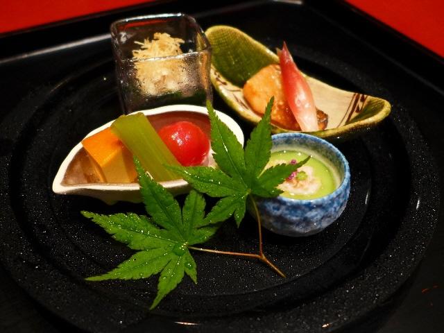 Mのディナー  名店プロデュースの本格蕎麦屋さんの素晴らしくお値打ちなそば会席!  箕面市  「つぼみ庵」
