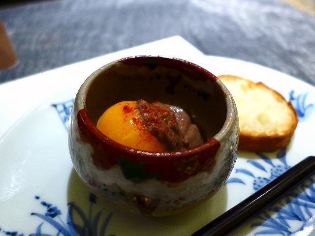 Mのディナー  極上の河内鴨料理の数々がコース仕立てでいただけます!  北新地  「かも料理 藤多」