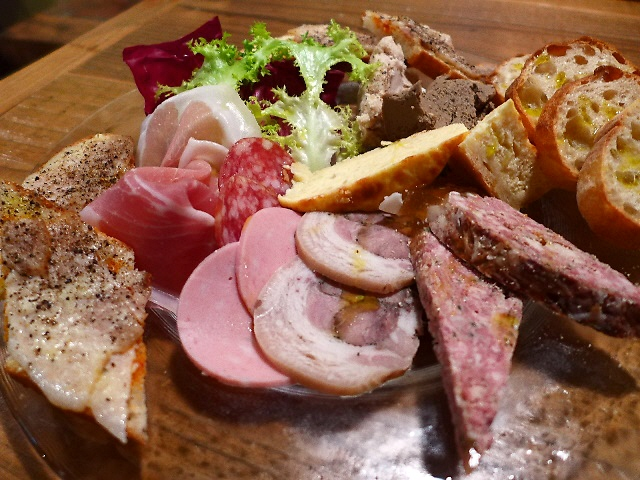Mのディナー  超凄腕の伝説のシェフによる絶品イタリアンがお手軽にいただけます!  北区中崎西  「イタリカ」