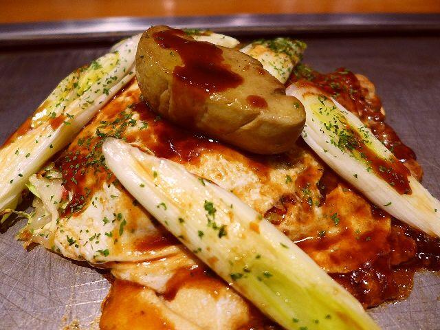 Mのディナー  毎月満月の日はお好み焼きの日!3日間限定で超お値打ちメニューがいただけます!  グランフロント大阪  「福太郎 梅田店」