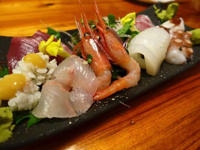 Mのディナー  地元で愛される居酒屋は魚も肉も多彩なメニューも全てがハイレベル!  摂津市  「居酒屋 こま」