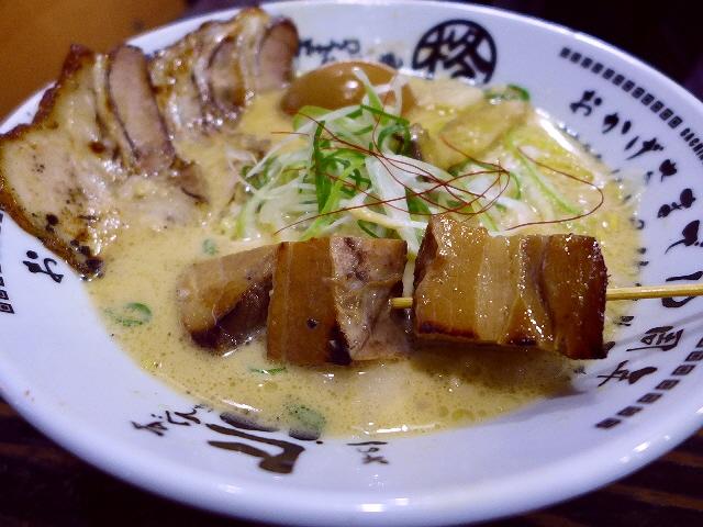 Mのディナー  期間限定で人気店同士のコラボラーメンがいただけるお店がオープンします!  東大阪市  「創作麺屋コラボ館」