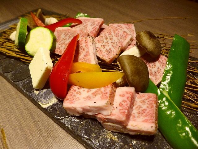 Mのディナー  美し国三重の素材にこだわった絶品料理がいただけます!  京橋  「たんでん」