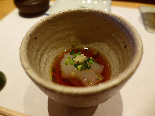 Mのディナー  あまりにもお値打ちのアテとお寿司が信じられないほどリーズナブルにいただける名店!  京橋  「鮓 きずな」