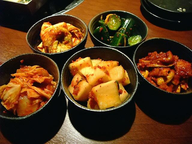 Mのディナー 韓国料理もラインナップされました! 昭和町 「ぼん」