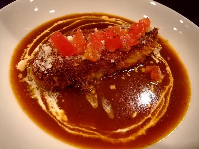 Mのディナー お手軽に食べられる肉タリアンに生まれ変わりました! 恵美須町 「ぶえの」