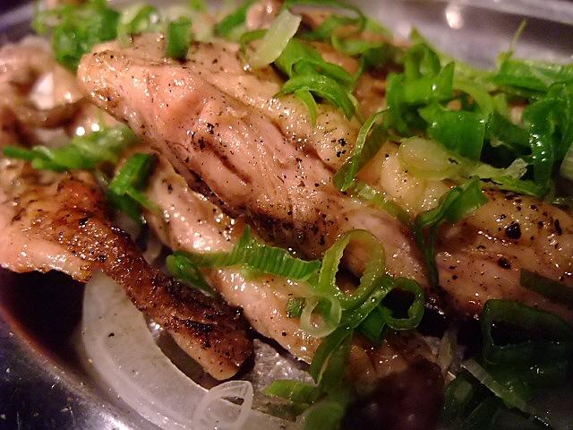 Mのディナー 安い!旨い!下町の大人気の焼き鳥屋 恵美須町 「ぶえの」