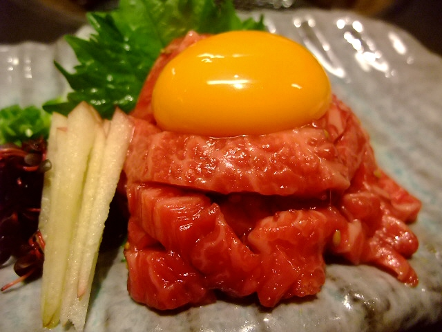 Mのディナー レベルの高いお肉がとてもリーズナブルにいただけます!  吹田市 「倉屋」