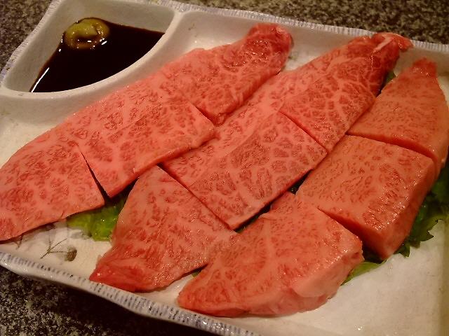 Mのディナー 超絶品お肉がこの値段?信じられないほどコスパが高いです! 生野区 「松蘭」
