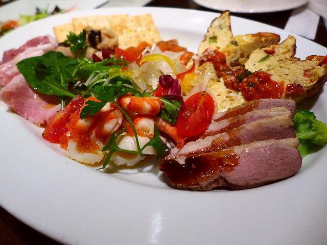 Mのディナー お洒落な店内でゆったり本格イタリアンがリーズナブルにいただけます! 豊中市  「ロッソ 豊中ロマンチック街道店」