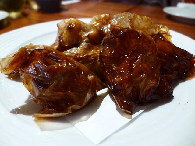 Mのディナー シンガポールの大人気レストランが日本初上陸! 千日前 「喜臨門(ヒルマン)」