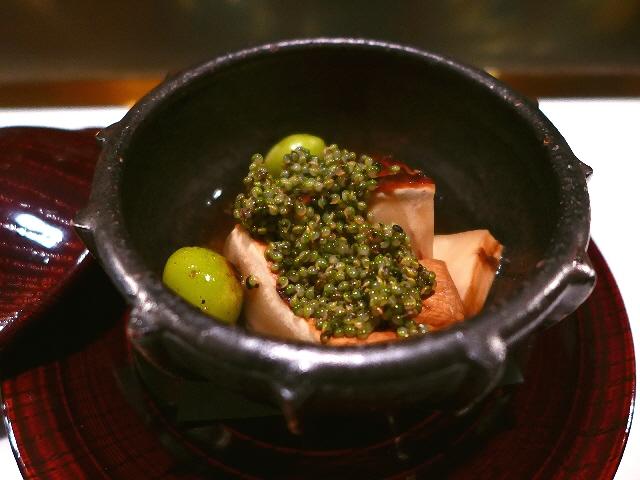 Mのディナー 食べることの楽しさを再認識させていただける絶品料理の数々! 北新地 「カハラ」