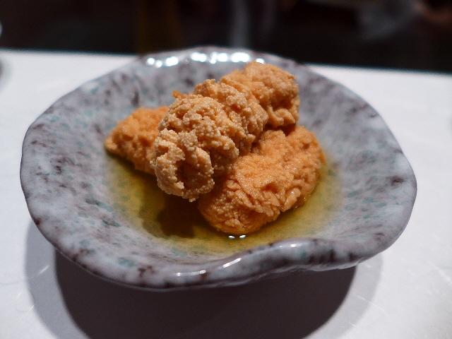 Mのディナー レアでお値打ちの日本酒と絶品料理に酔いしれます!  西天満  「酒座てんまみち」