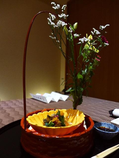 Mのディナー 日本料理の伝統と格式を継承する名店 北新地 「北新地 湯木 新店」