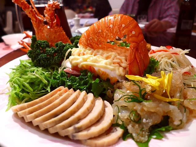 Mのディナー 今年の望麺会も美味しい料理と共に大いに盛り上がりました! 心斎橋 「大成閣」