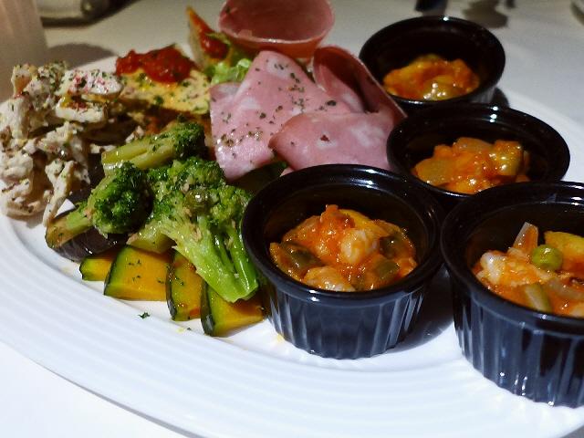 Mのディナー 高級感溢れる優雅な空間で本格イタリアンが楽しめます! 中央区南船場 「ローザ・ロッチェ」
