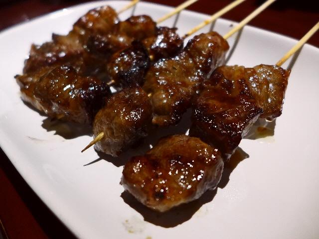 Mのディナー 上質の串焼きホルモンと韓国家庭料理が梅田のど真ん中でリーズナブルにいただけます! 北区茶屋町 「じゅろく 本店」