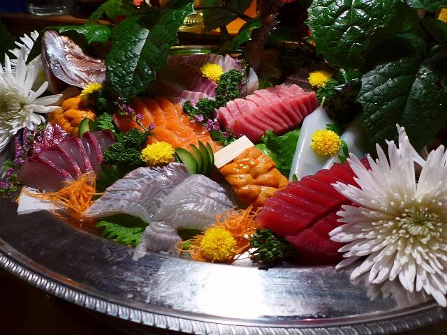 Mのディナー 超豪華おもてなしパーティ料理で心底満足させていただけます! 江坂  「TABARA」