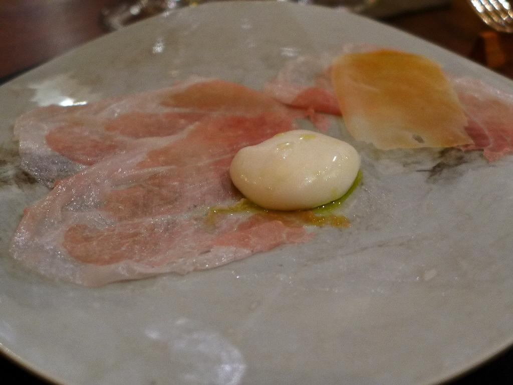 Mのディナー 斬新で居心地抜群の空間で極上のサービスと共にハイレベルな味わいが楽しめます! 京都市左京区 「cenci (チェンチ)」